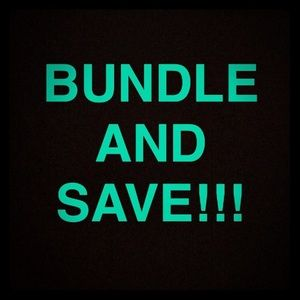 Other - Bundle and save!!!